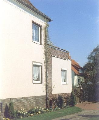 Anbauten wohnraumerweiterungen wolfram schott architekt energieausweise wohnh usern - Architekt bremen einfamilienhaus ...